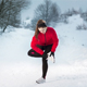 Cold weather muscle cramps