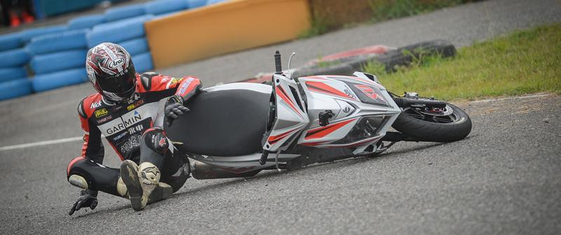 motorsports injury
