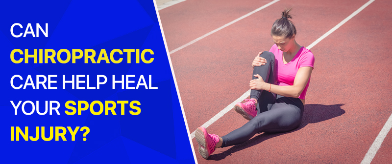 Sports injuries chiropractic care